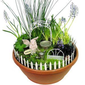 Enchanted Gardens Fairy Garden  Accessory Kit