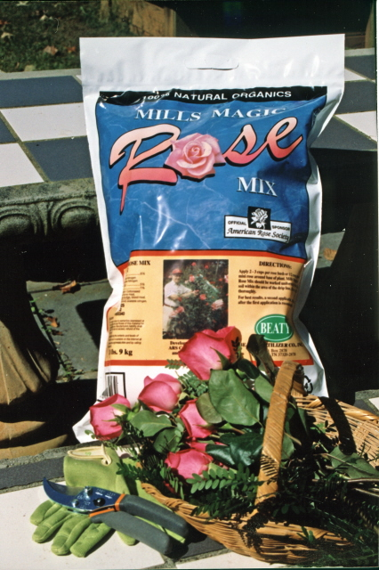 Mills Magic Rose Mix