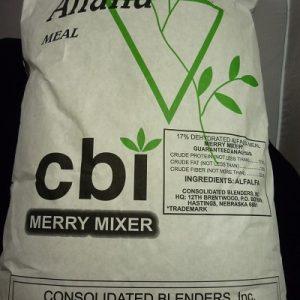 Alfalfa Meal 50#