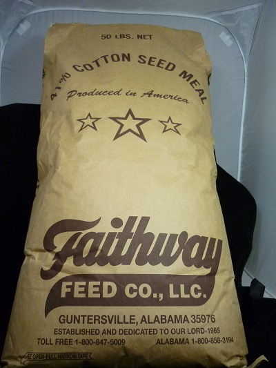 Cottonseed Meal 50#