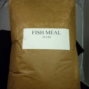 Fish Meal 50#